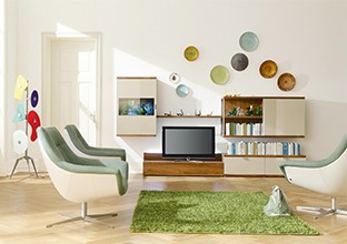 Individuelle Designs Im Wohnzimmer Bei XXXLutz