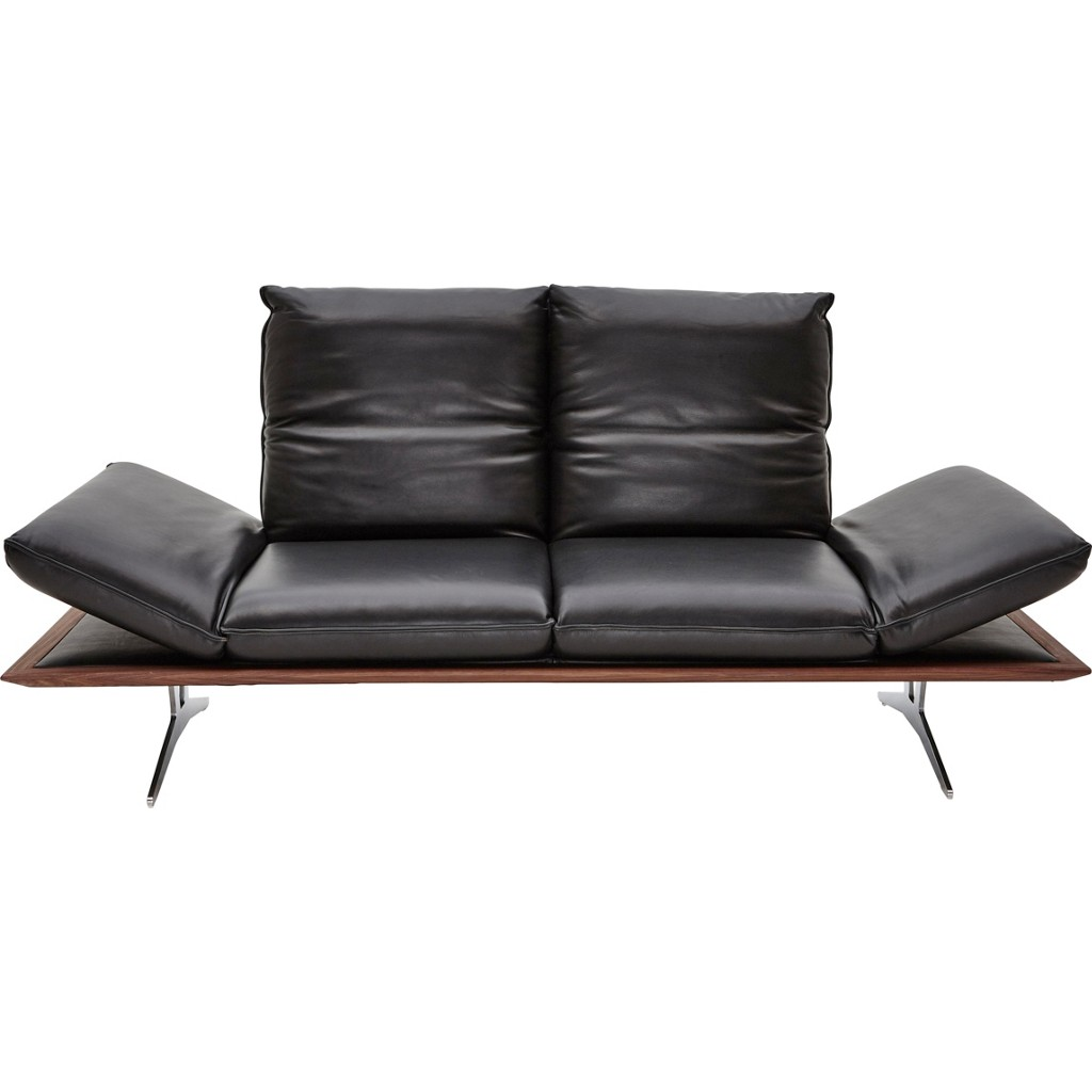 22 sparen dieter knoll sofa schwarz nur cherry m bel xxxl. Black Bedroom Furniture Sets. Home Design Ideas
