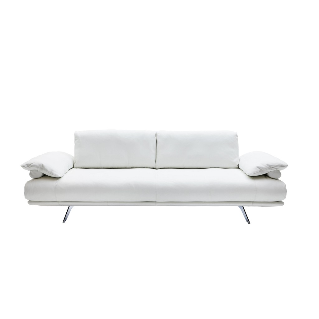 leder sofa 2 sitzer leder wei preisvergleich die besten angebote online kaufen. Black Bedroom Furniture Sets. Home Design Ideas