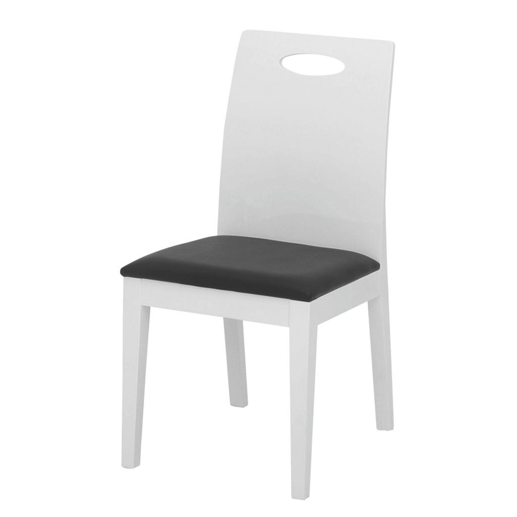 st hle weiss schwarz preis vergleich 2016. Black Bedroom Furniture Sets. Home Design Ideas