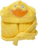 KINDERBADEMANTEL - Gelb, Textil (74-80) - MY BABY LOU