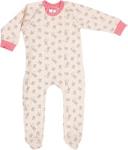 SCHLAFANZUG - Rosa, Textil (56) - MY BABY LOU