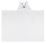 SCHMUSEDECKE 72/102 cm - Weiß, Textil (72/102cm) - MY BABY LOU