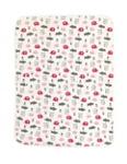 SCHMUSEDECKE 75/100 cm - Pink/Weiß, Textil (75/100cm) - MY BABY LOU