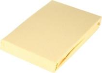 KINDERSPANNLEINTUCH 70/140 cm - Gelb, Textil (70/140cm) - MY BABY LOU