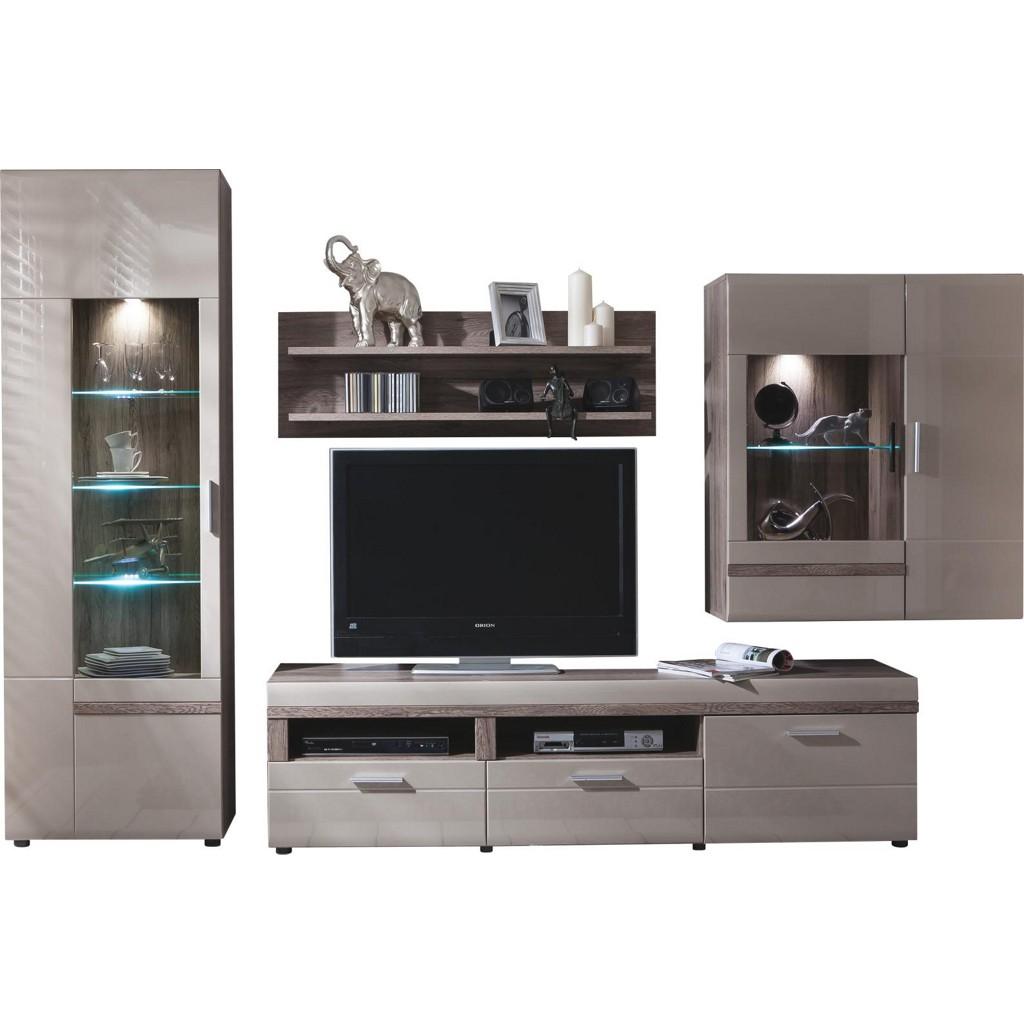 Wohnzimmer Wohnwaende Anbauwaende - B2B-Trade