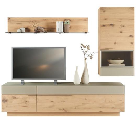 wohnwand wildeiche eichefarben schlammfarben anbauw nde wohnw nde wohnzimmer produkte. Black Bedroom Furniture Sets. Home Design Ideas