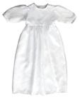 TAUFKLEID - Weiß, Textil (62/68) - MY BABY LOU