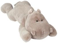 PLÜSCHTIER Hippo - Grau, Textil (85cm) - MY BABY LOU