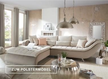 vielfältige polstermöbelauswahl - Sitzgarnitur Wohnzimmer Modern