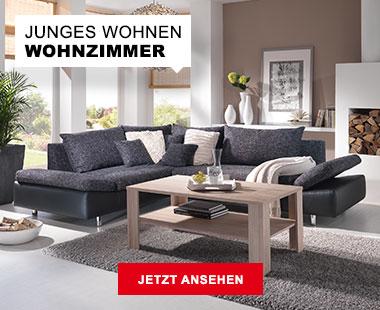 junges wohnen mit diesen m beln sind sie voll im trend. Black Bedroom Furniture Sets. Home Design Ideas
