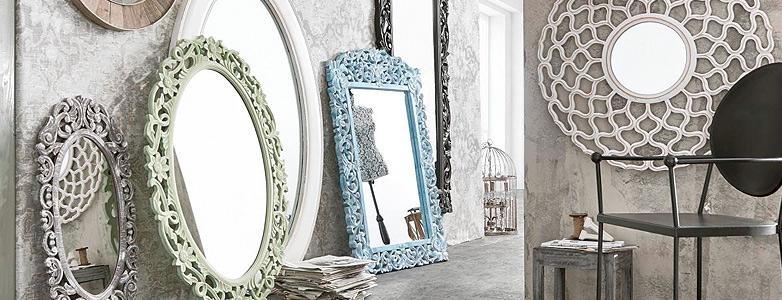 wohnspiegel einfach online kaufen. Black Bedroom Furniture Sets. Home Design Ideas