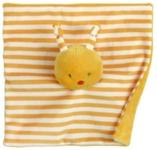 SCHMUSETUCH - Gelb, Textil (20/20cm) - MY BABY LOU