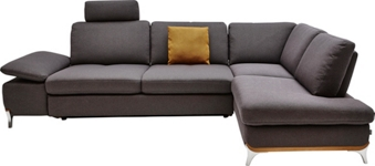 wohnlandschaften sofas couches wohnzimmer kollektion dieter knoll. Black Bedroom Furniture Sets. Home Design Ideas