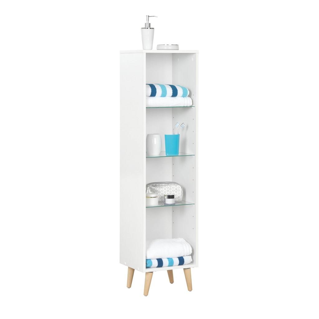 badezimmerregal preisvergleich die besten angebote online kaufen. Black Bedroom Furniture Sets. Home Design Ideas