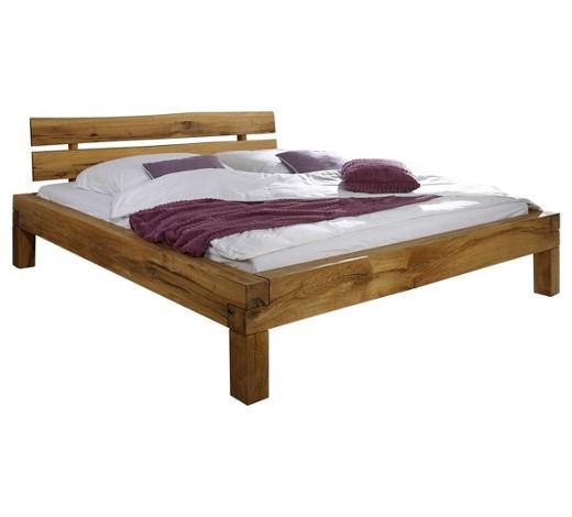 balkenbett in wildeiche wildeiche massiv online kaufen xxxlshop. Black Bedroom Furniture Sets. Home Design Ideas