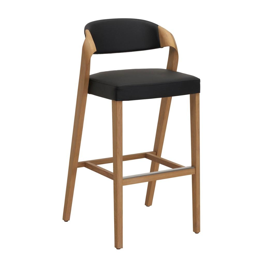 barhocker holz preisvergleich die besten angebote online. Black Bedroom Furniture Sets. Home Design Ideas