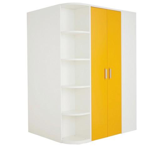 begehbarer eckschrank 1 t rig orange wei online kaufen xxxlshop. Black Bedroom Furniture Sets. Home Design Ideas
