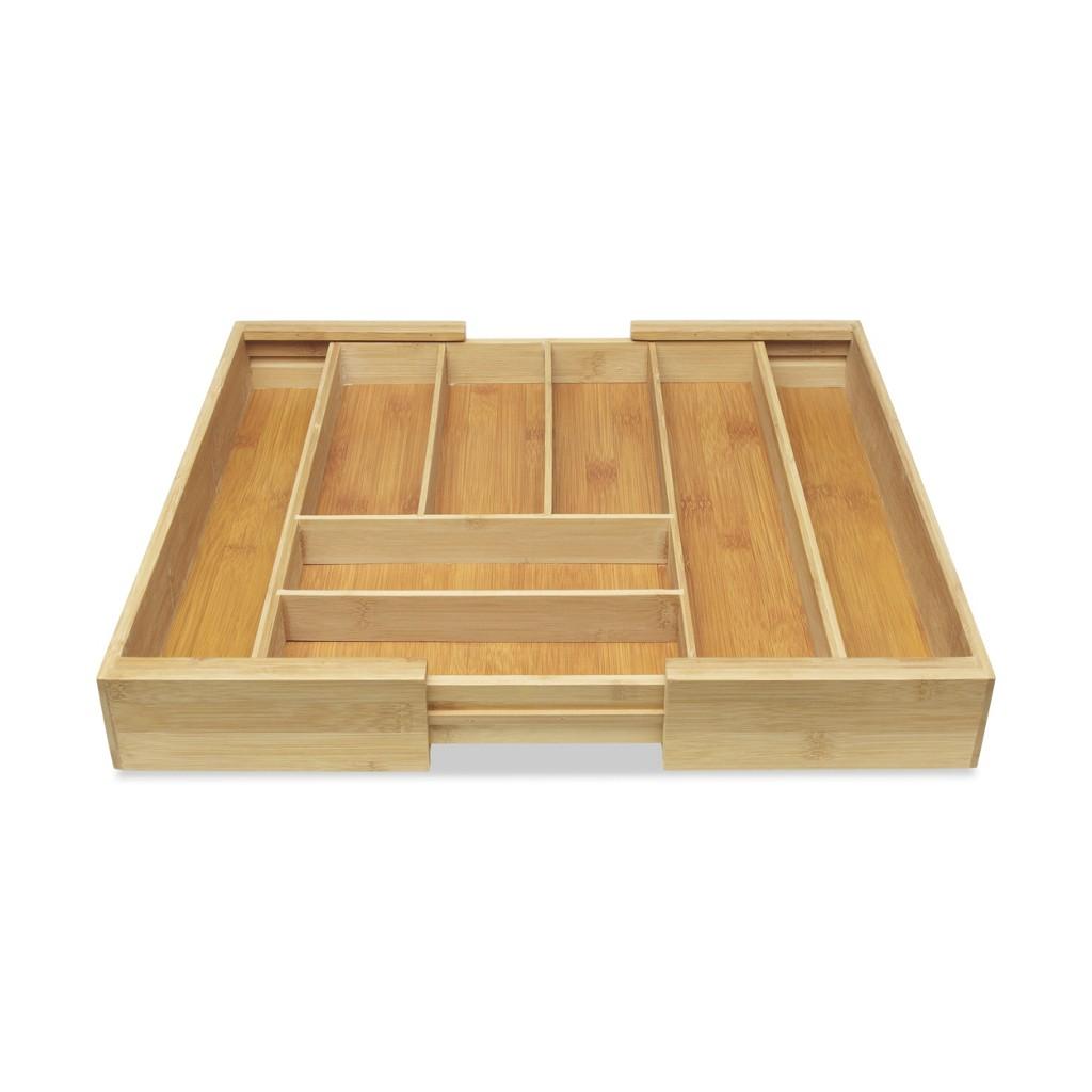 besteckkasten bambus preisvergleich die besten angebote online kaufen. Black Bedroom Furniture Sets. Home Design Ideas