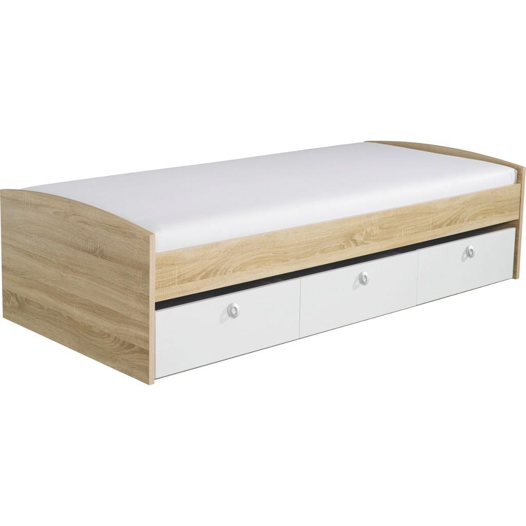 Bett wei 90 x 200 preisvergleich die besten angebote for Bett 50 cm hoch