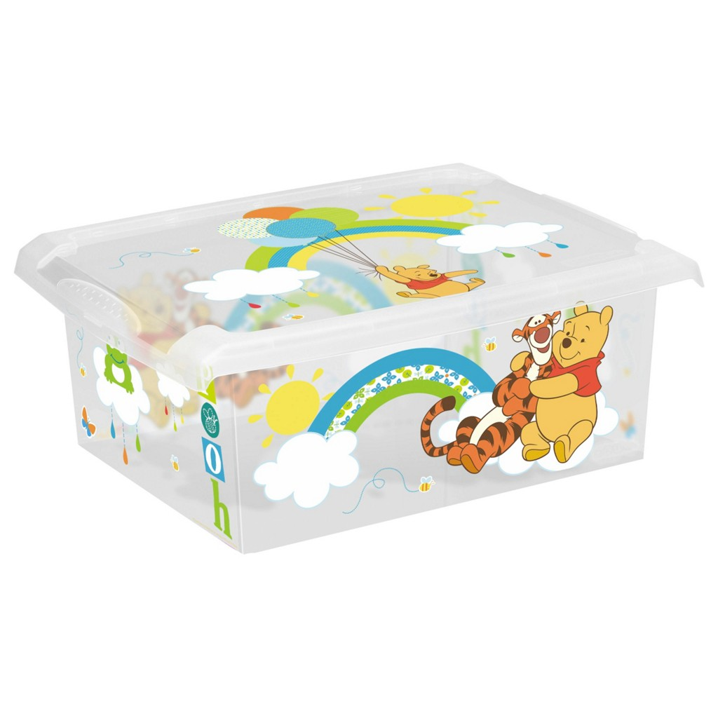 Box Mit Deckel 39/29/14 Cm