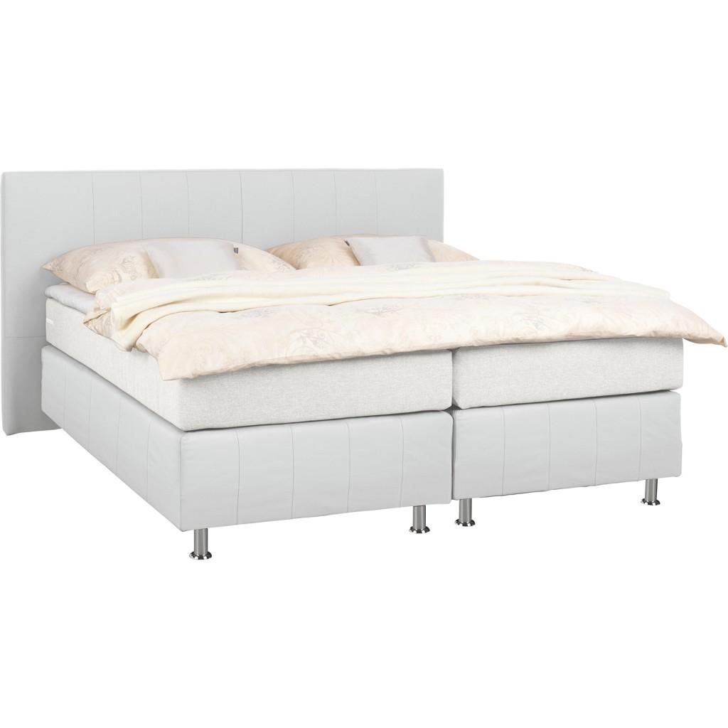 bett weiss leder 140x200 preisvergleich die besten. Black Bedroom Furniture Sets. Home Design Ideas