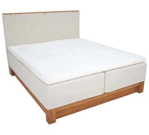 boxspringbett 180 200 cm inkl matratze topper online. Black Bedroom Furniture Sets. Home Design Ideas