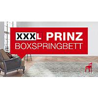 Boxspringbett holz dunkelbraun  BOXSPRINGBETT