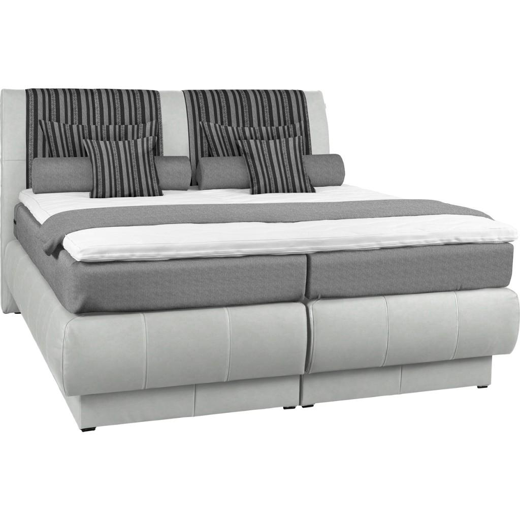 bett weiss leder 160x200 preisvergleich die besten. Black Bedroom Furniture Sets. Home Design Ideas