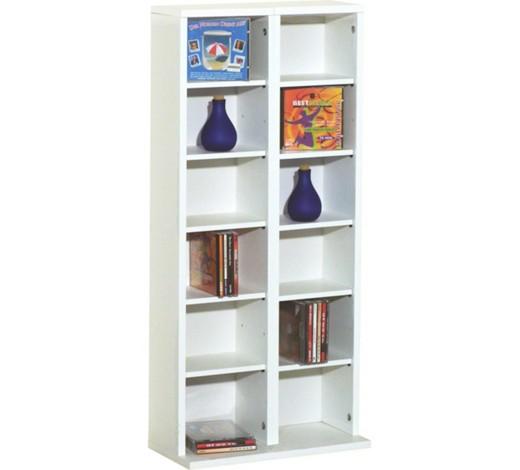 cd regal wei online kaufen xxxlshop. Black Bedroom Furniture Sets. Home Design Ideas
