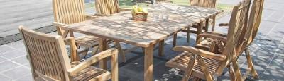 GartenmObel Holz Haltbarkeit ~ Gartenmöbel Materialien  Holz, Kunststoff oder Metall