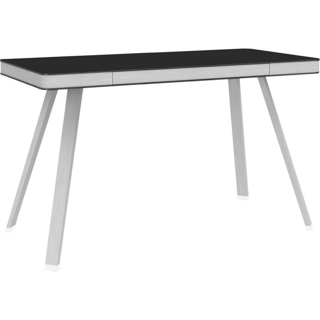 eck computertisch glas. Black Bedroom Furniture Sets. Home Design Ideas