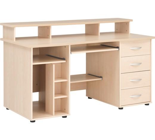computertisch ahornfarben online kaufen xxxlshop. Black Bedroom Furniture Sets. Home Design Ideas