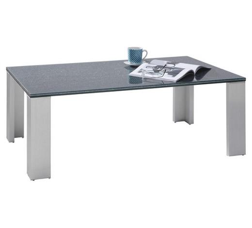 couchtisch rechteckig alufarben petrol schwarz online kaufen xxxlshop. Black Bedroom Furniture Sets. Home Design Ideas