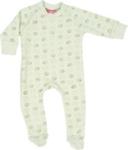 SCHLAFANZUG - Grün, Textil (56) - MY BABY LOU