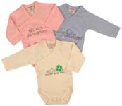 WICKELBODY - Textil (50-68) - MY BABY LOU