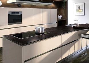 so wird aus der arbeitsplatte der stilvolle mittelpunkt jeder küche - Xxxl Küche