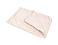 SCHMUSEDECKE 75/100 cm - Beige, Textil (75/100cm) - MY BABY LOU