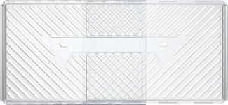 HERDSCHUTZGITTER - Transparent, Kunststoff (44/29/2,5cm) - MY BABY LOU
