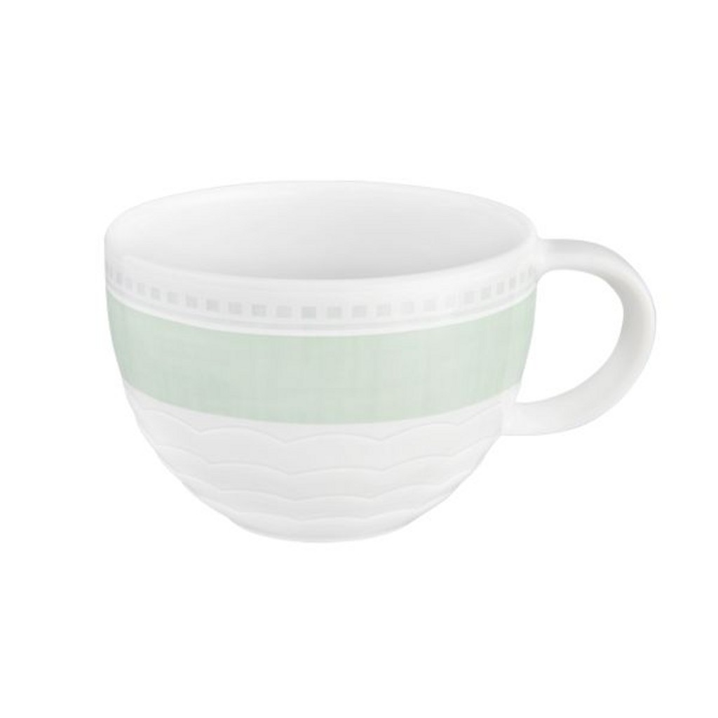 ESPRESSOTASSE Marina Canvas Green