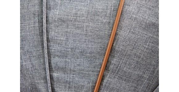 BUGGY ROM - Blau/Silberfarben, Textil/Metall (51,2/102cm) - MY BABY LOU