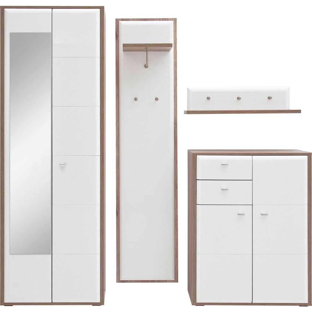 Garderoben modernes design preisvergleich die besten for Garderobe xora