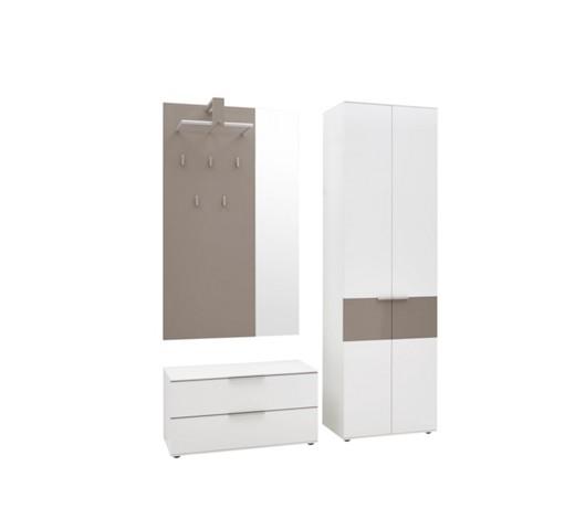 garderobe fango wei online kaufen xxxlshop. Black Bedroom Furniture Sets. Home Design Ideas