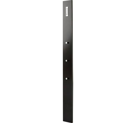 Garderobenpaneel schwarz online kaufen xxxlshop for Garderobenpaneel modern