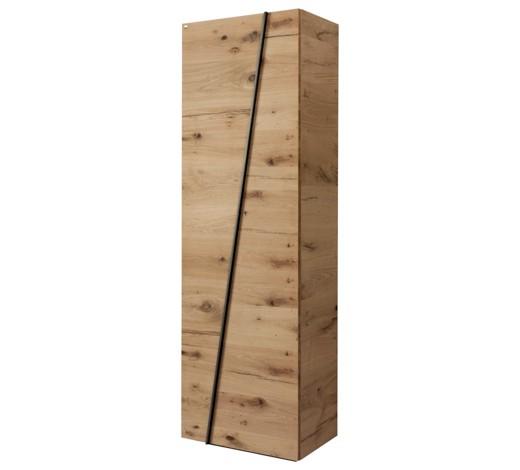 garderobenschrank eiche furniert massiv eichefarben. Black Bedroom Furniture Sets. Home Design Ideas