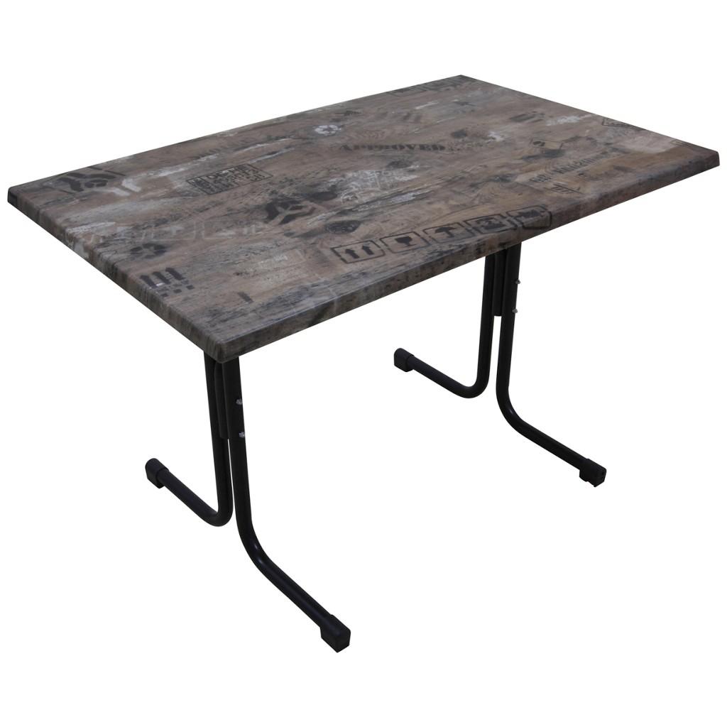 Gartentisch metall preisvergleich die besten angebote - Gartentisch holz grau ...