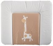 WICKELAUFLAGE - Braun/Weiß, Kunststoff (85/72cm) - MY BABY LOU