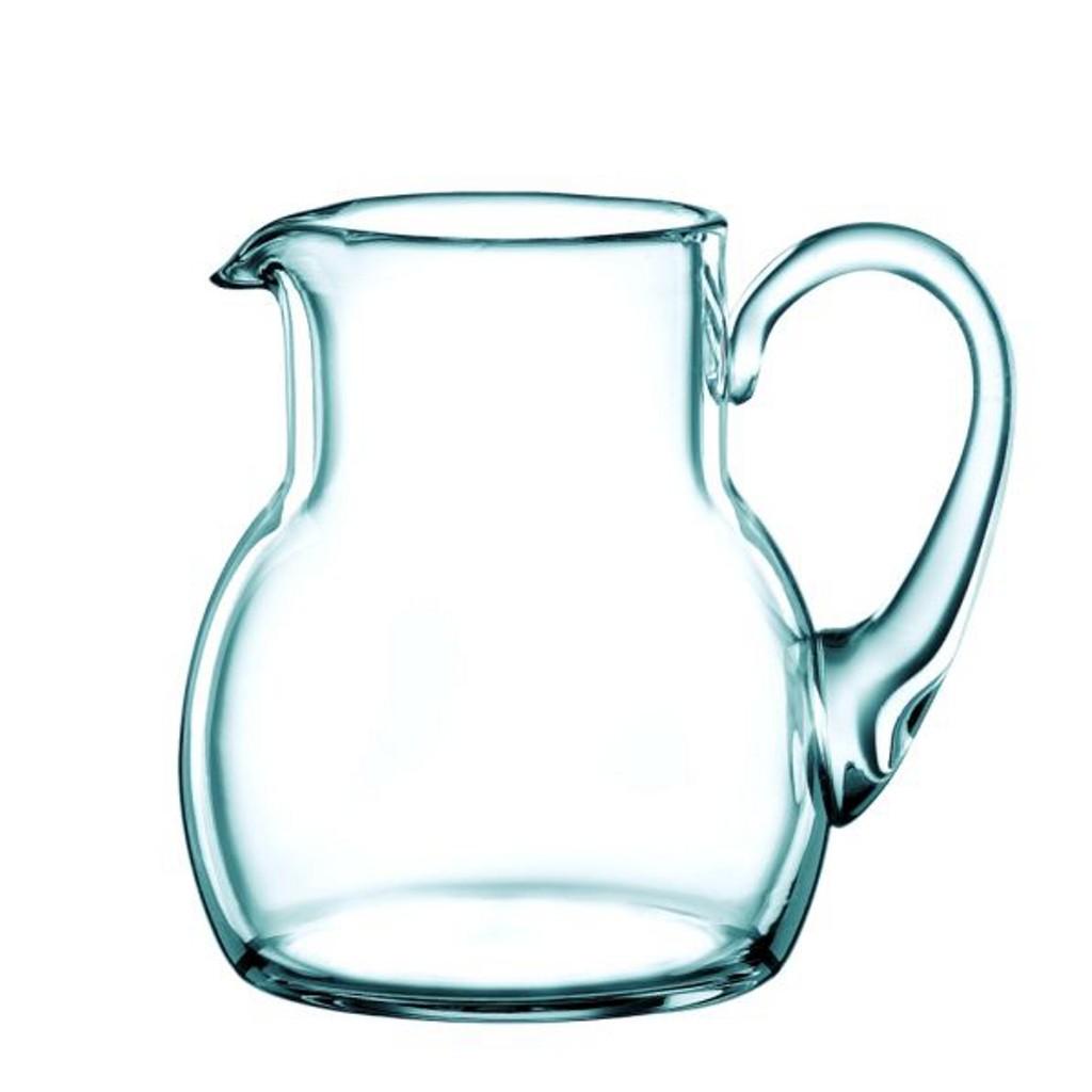 NACHTMANN GLASKRUG 0,25 L, Weiß