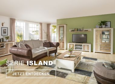 Great Excellent Jetzt Mbelserie Island Wohnzimmer Entdecken With Wohnzimmer  With Mbelserien Wohnzimmer