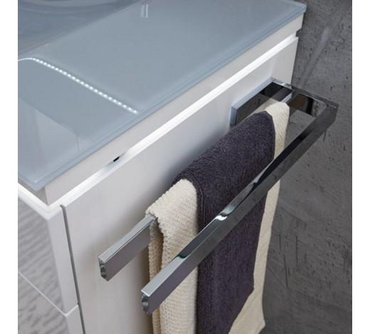 Handtuchhalter chromfarben online kaufen xxxlshop for Handtuchhalter modern